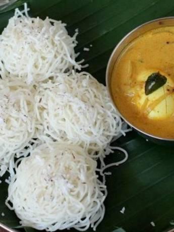 Iddiyapam Recipe