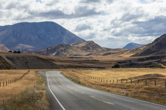 Drive from Christchurch to the West Coast via Arthur's Pass
