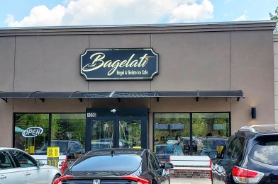 Bagelati Bagel & Gelato Ice Cafe Now Open in Cinnaminson
