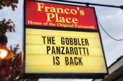 Fun or Fad: Gobbler Panzarotti at Franco's Place