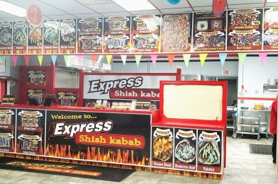 Express Shish Kabab Now Open in Pennsauken