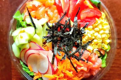 Seasoned Chef Brings Poke Bowl Popup to Haddonfield