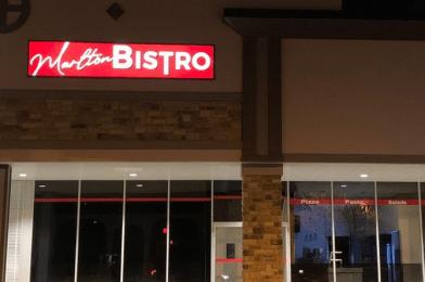 Marcello's Ristorante is now Marlton Bistro