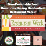 Haddonfield Restaurant Week 2021