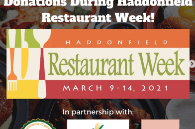 "Haddonfield Restaurant Week with a ""Share the Love"" Twist"