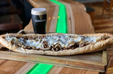 Thomas Murphy's Pub in Gloucester City Adds 3 Lb. Cheesesteak to Menu for Charity