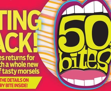 Atlantic Weekly 50 Bites