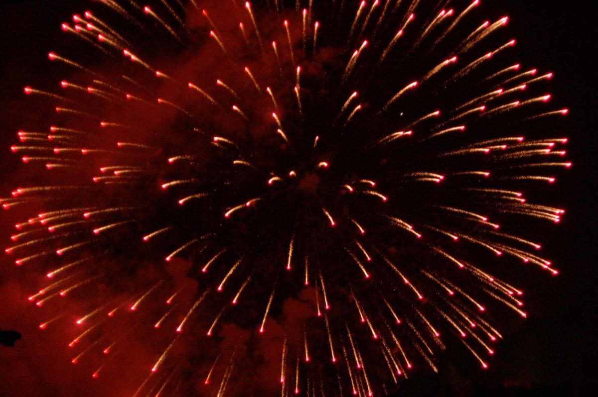 June 24 Fireworks Display - Thanks to a Joint Effort Between Westville & Brooklawn