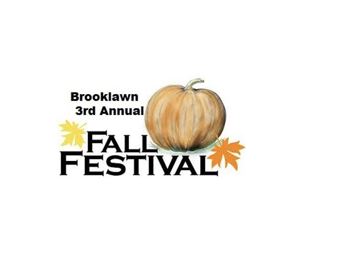 3rd Annual Brooklawn Fall Festival Set For Saturday, October 21
