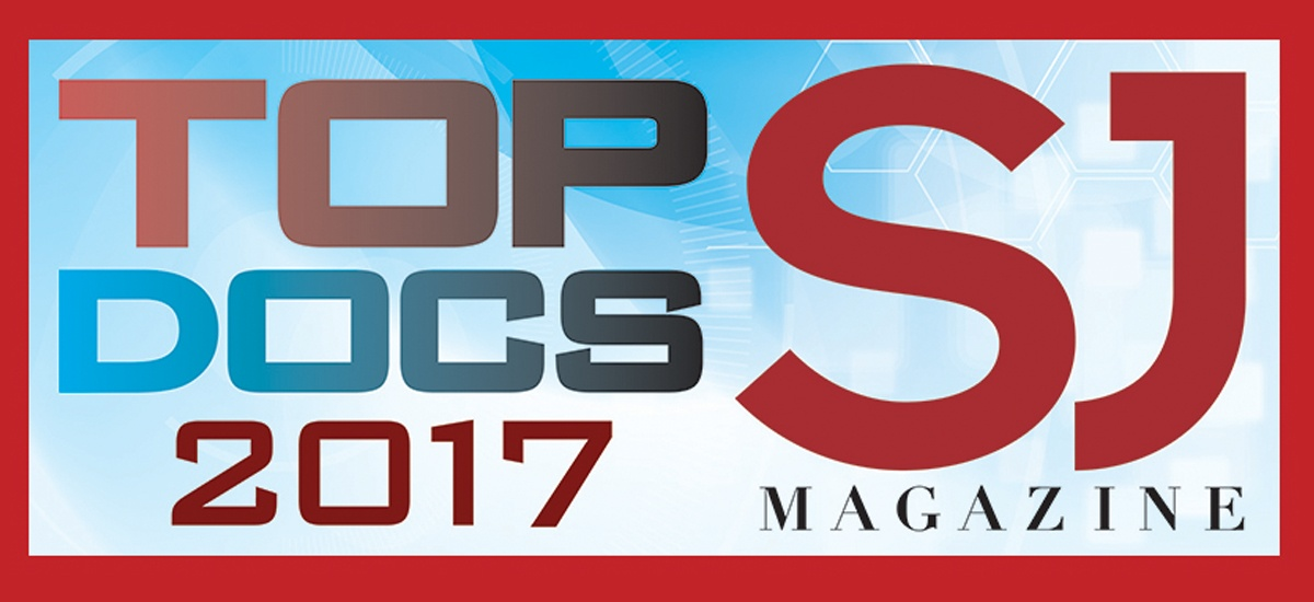 NJAFP Congratulates Members Named 2017 Top Docs by SJ Magazine