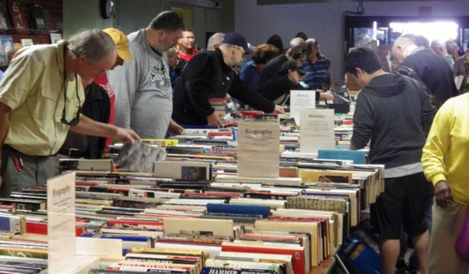 Camden County Library Fall Book Sale