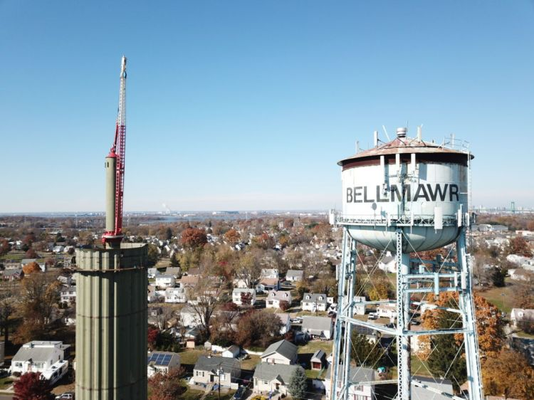 Bellmawr Warren Avenue Water Tank Replacement