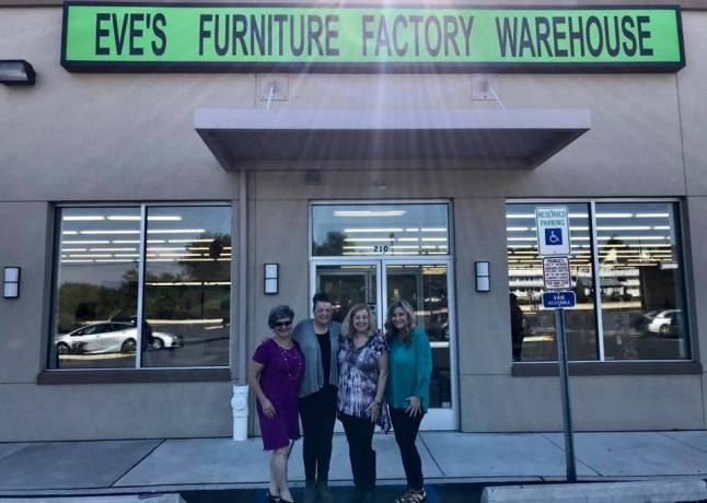 Eve's Furniture Factory Warehouse