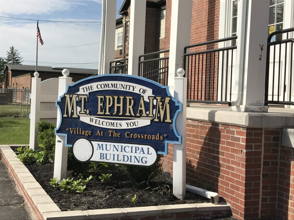 New Jersey American Water Signs Agreement to Purchase Mt. Ephraim Sewer System