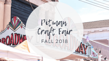 Pitman Craft Fair 2018