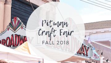 Pitman Craft Fair 2018