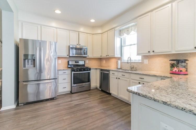 kitchen with granite counter tops 326 Patriot Drive, Swedesboro NJ