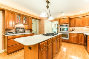Kitchen 77 Winding Way Mickleton NJ