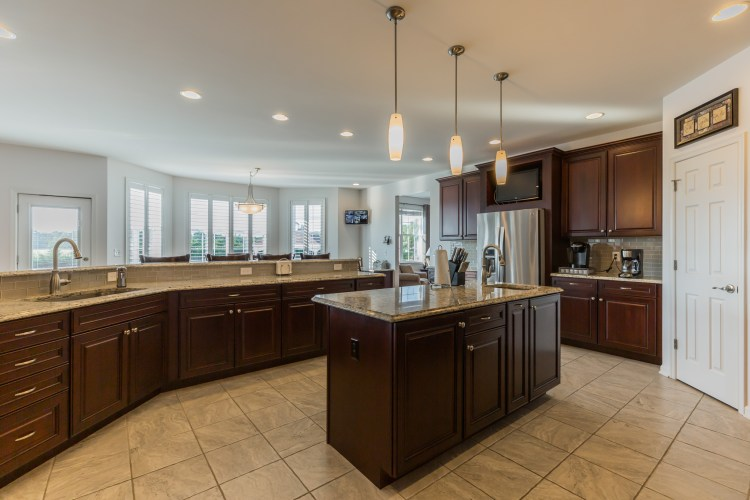 This Amazing Kitchen is Designed for Cooking and Entertaining!
