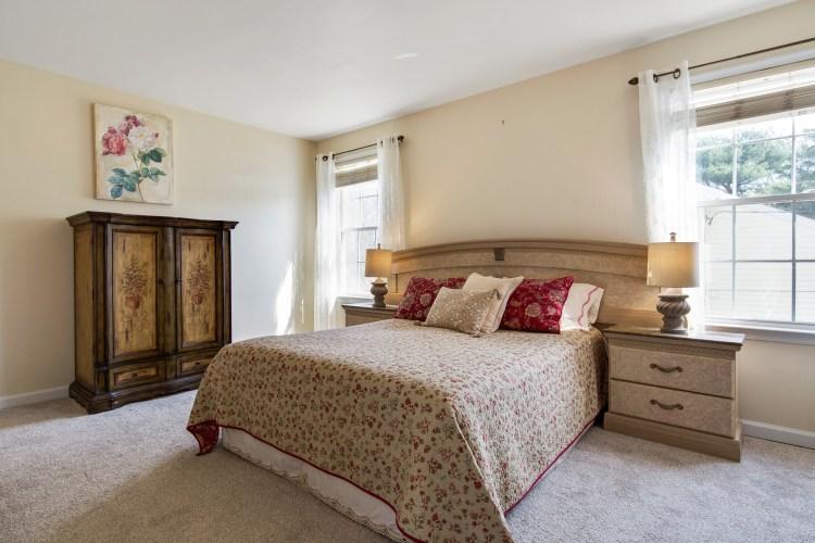 Master Bedroom of 2906 Good Intent