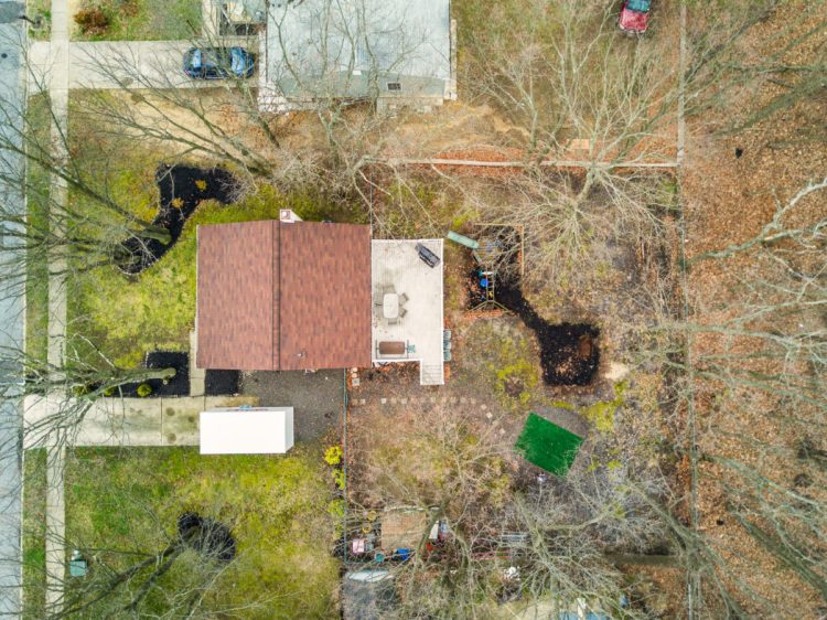 Aerial view of 39 Winfield Road