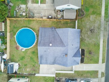 Aerial View of 470 Dickinson Rd