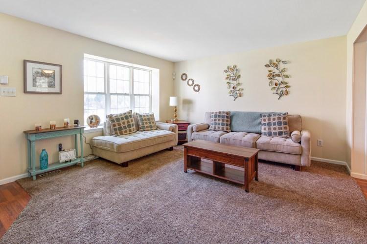 Living room 49 Woodduck Drive Mullica hill