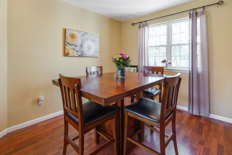 Dining Room 49 Woodduck Drive