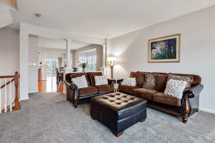 Living room 611 Sweetgum Lane Deptford