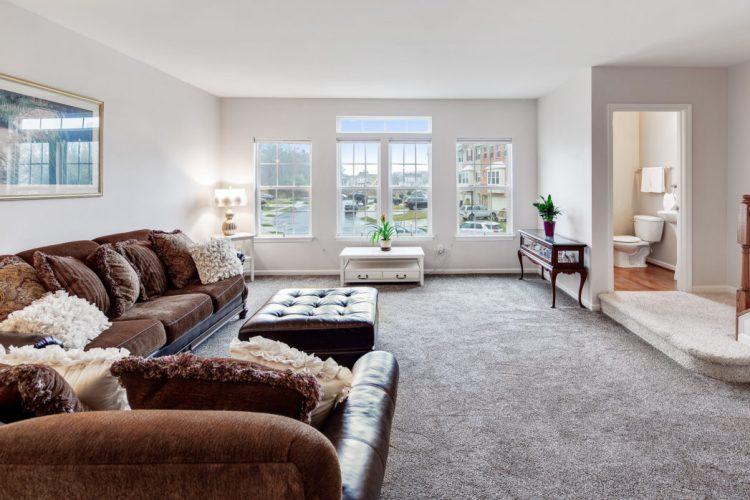 The living room 611 Sweetgum Lane Deptford