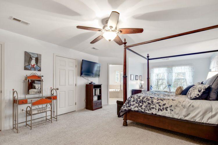 Master Bedroom 611 Sweetgum Lane