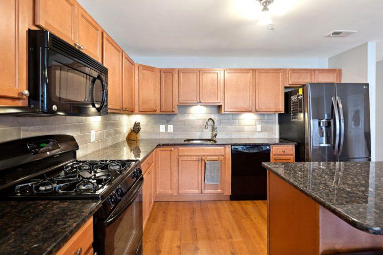 Kitchen at 509 Sunflower Way