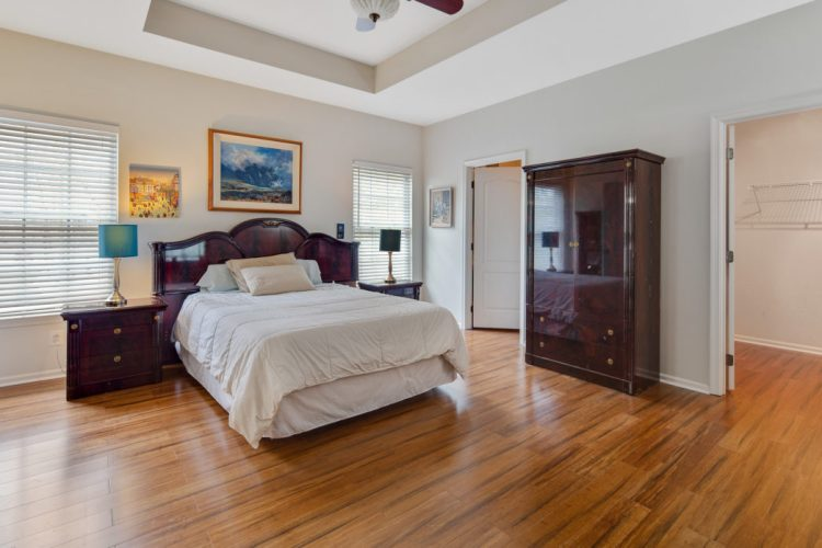 Master Bedroom Suite at 130 Millstone Way