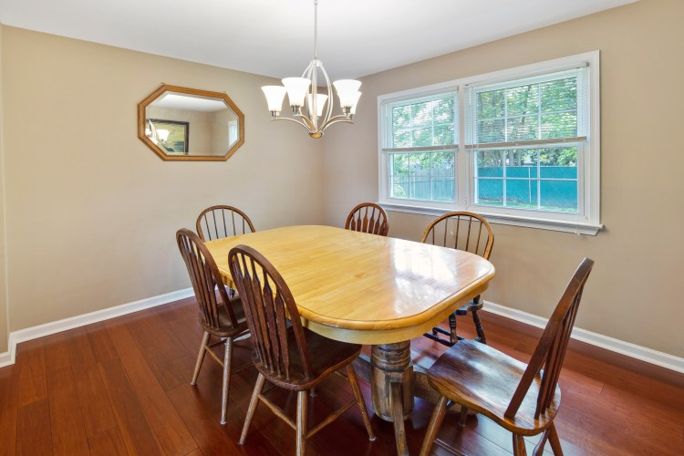 Dining Room 38 Pennsylvania Avenue