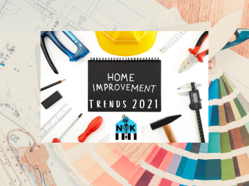 Home Improvement Trends 2021