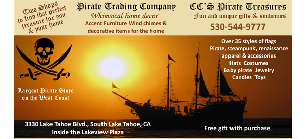 Pirate Trading