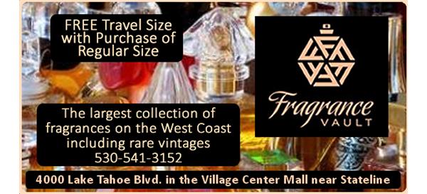 Fragrance Vault Free Travel Size
