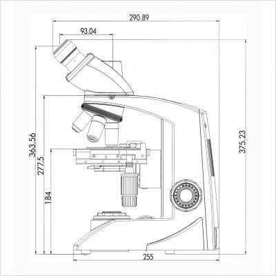 Laboratory Microscope Diagram, Laboratory, Free Engine