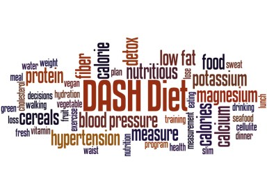 dash diet for preventing kidney stones