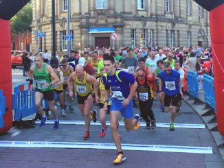 BIG Stockport Run 2015