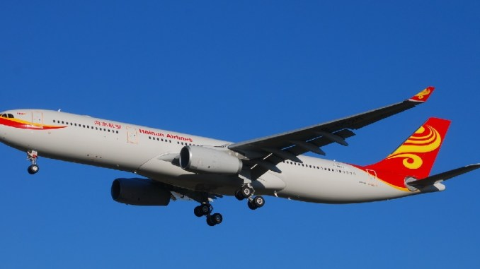 Direct flights Manchester to Beijing on Hainan Airlines