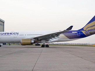 Shaheen Air from Manchester Airport