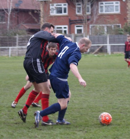 Whalley Range firsts v Abacus Media