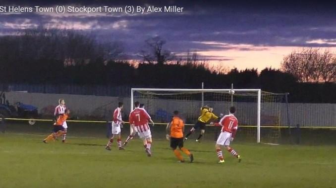 Stockport 3-0 winners against St Helens