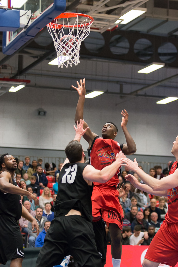 Manchester Magic v Reading Rockets