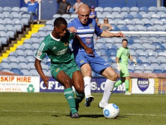 Stockport County V Worcester
