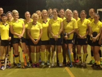 Sale Hockey Club ladies