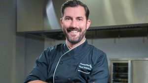 Premium Meal by Michelin-Star chef Mark Sargeant
