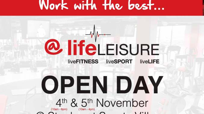Life Leisure jobs