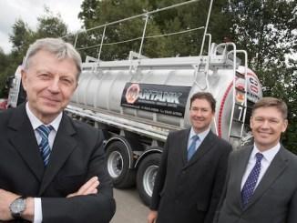Left-to-right-dave-royle-managing-director-of-mantank-environmental-services-with-mark-christmas-from-lombard-and-ian-comber-from-royal-bank-of-scotland